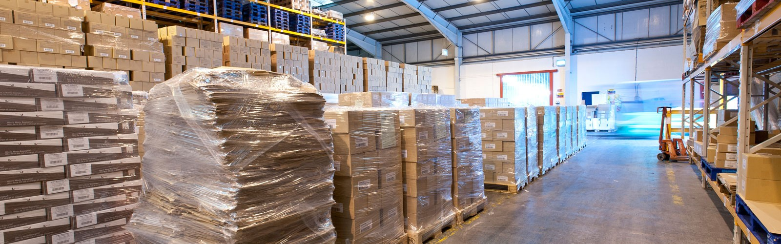 Contract Packing with Marsden Packaging - Marsden Packaging