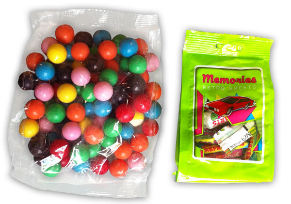 confectionery quad pack packaging