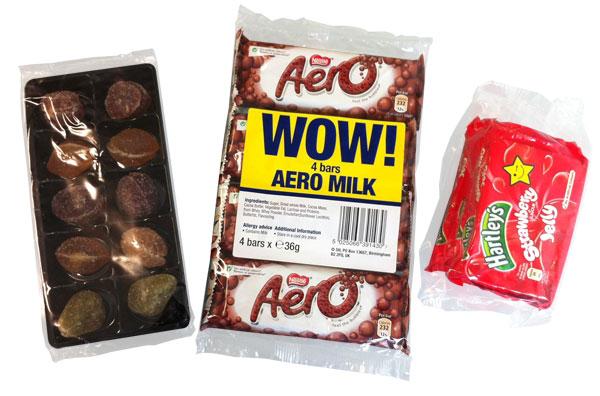Food co-packaging