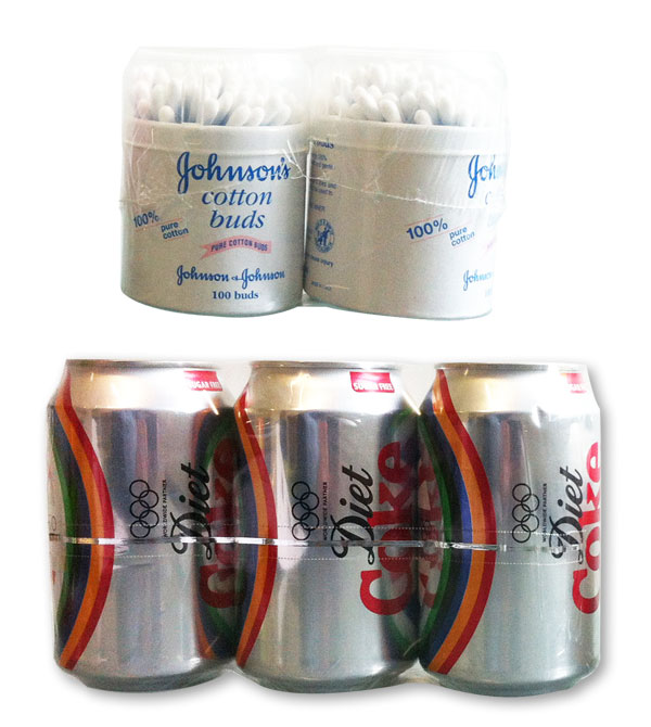 Product wrapping packaging